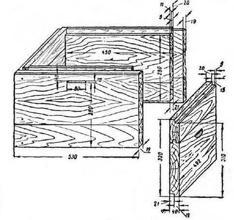 Особенности конструкции и пчеловождения в многокорпусных ульях