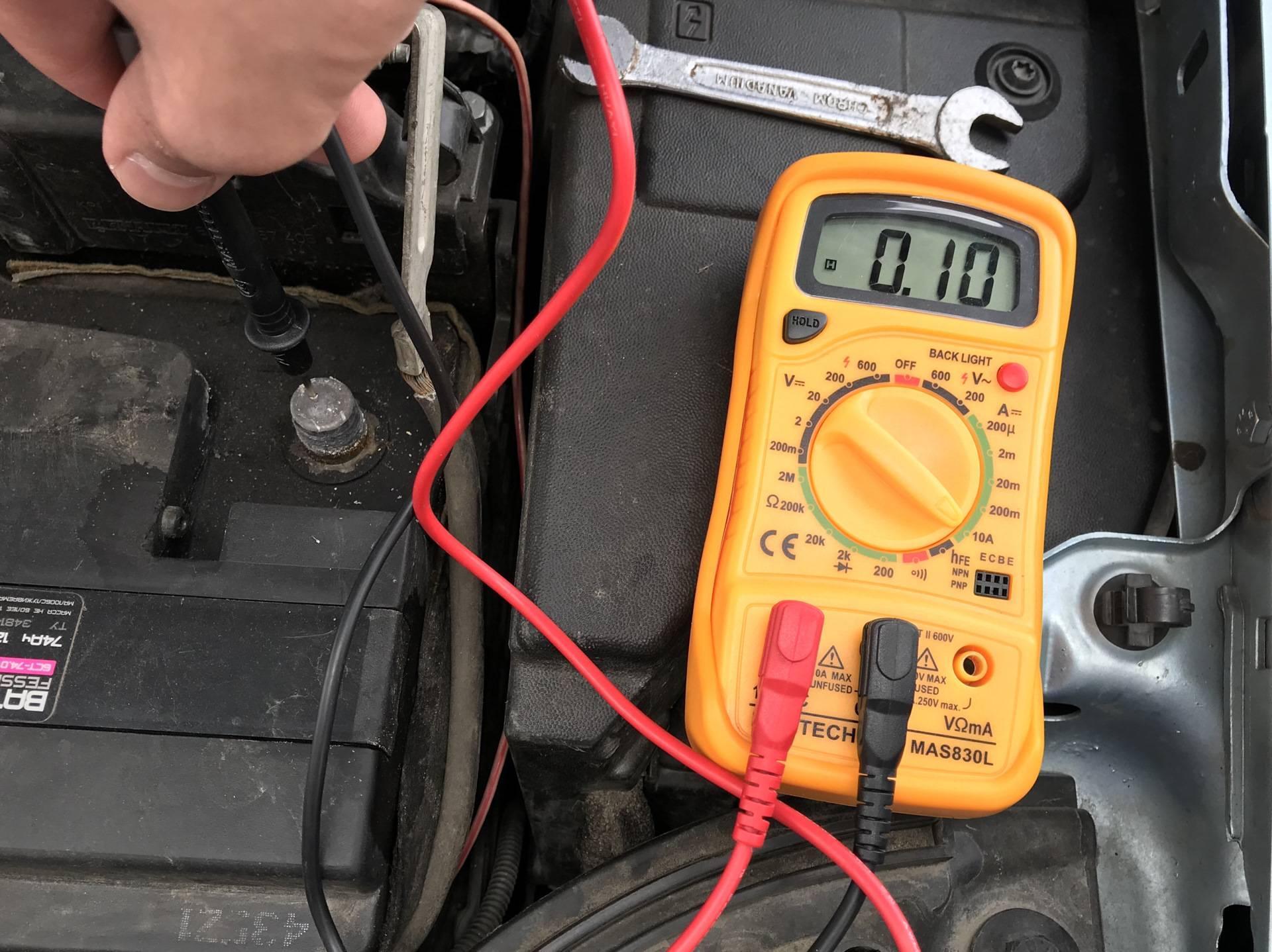 Как проверить утечку тока мультиметром   у электрика.ру