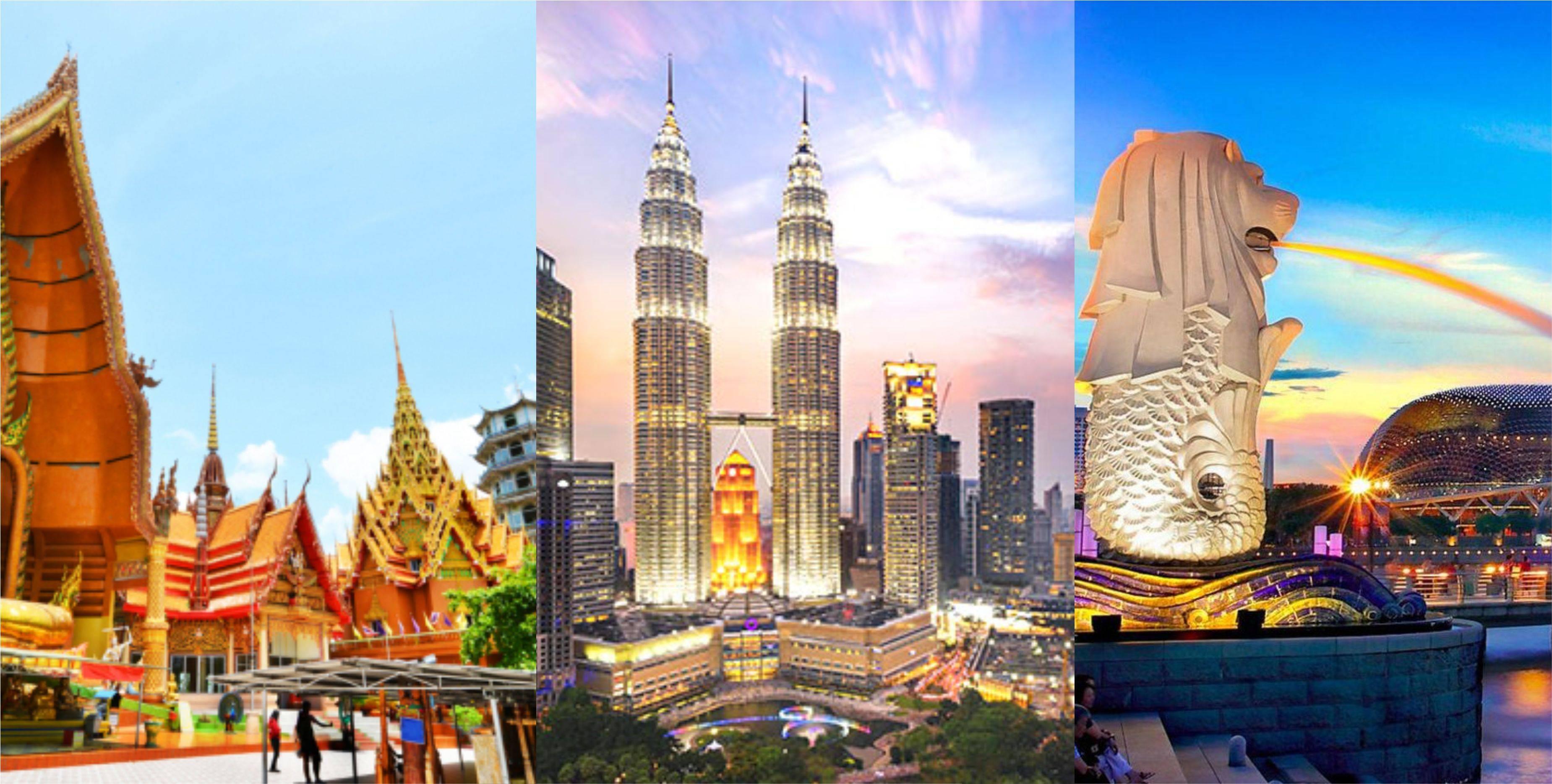 Малайзия или таиланд? где лучше