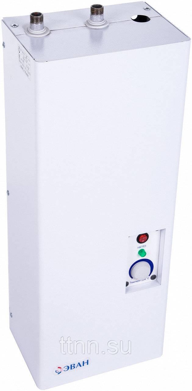 Проточный нагреватель для отопления дома
