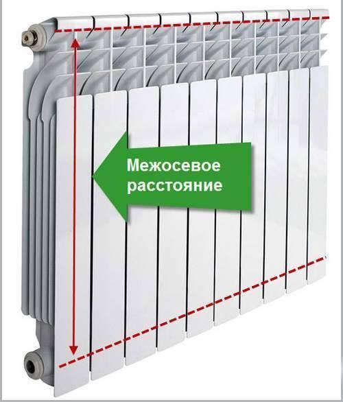 Биметаллические радиаторы отопления характеристики, теплоотдача, виды, особенности установки