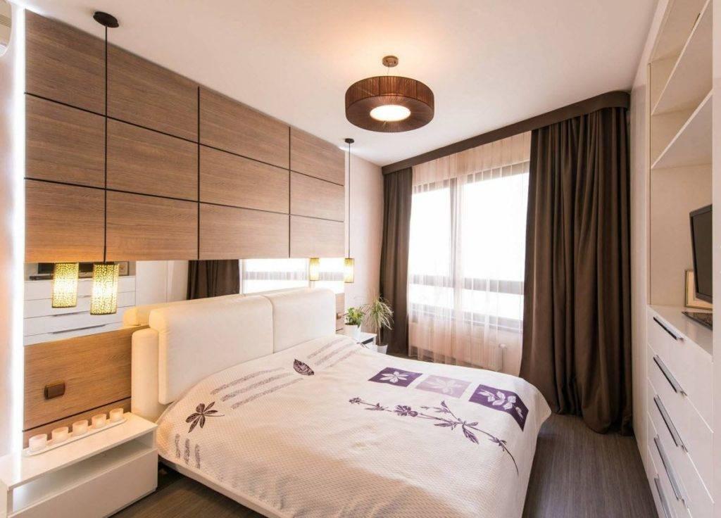 Дизайн маленькой гостиной-спальни (40 фото): интерьер комнаты 12-13, идеи