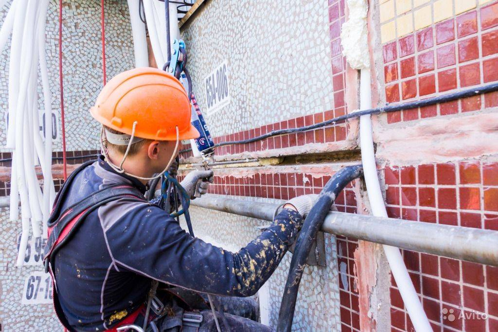 Ремонт фасада: как производится отделка, утепление и восстановление фасада здания