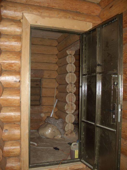 Дверь в баню своими руками: пошаговая инструкция изготовления