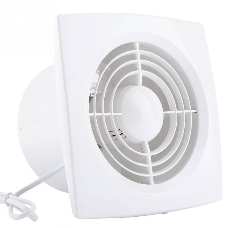 Вентиляторы для вытяжки: взгляд со всех сторон