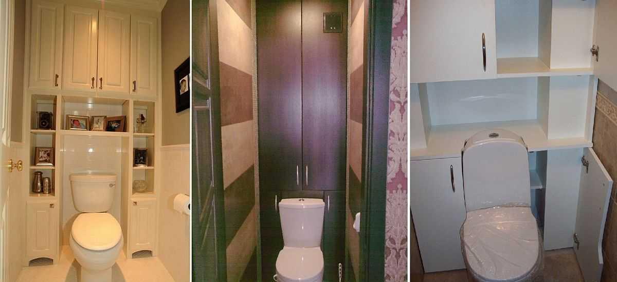 Шкафчик в туалет, разновидности, материалы, дизайн, критерии выбора