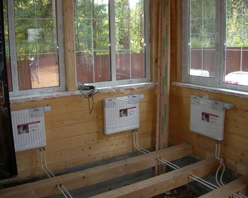 Отопление дачи варианты: критерии выбора, какое лучше отопление дома дачи