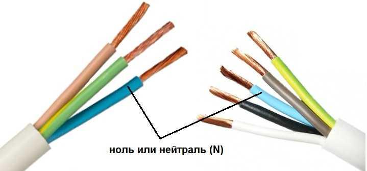 Цветовая маркировка проводов по пуэ – советы электрика