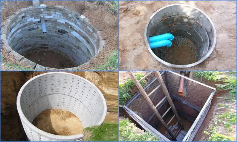 Почему не уходит вода из выгребной ямы, как решить проблему