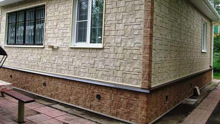 Фасадные панели для наружной отделки дома: обзор наиболее популярных видов декоративных панелей и особенности отделки фасадными панелями