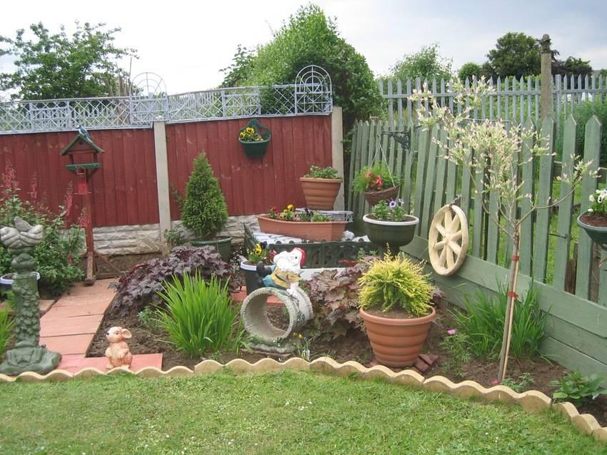 Идеи для дачи (89 фото): интересные дачные решения, как украсить двор и  сад своими руками, декор дома и огорода