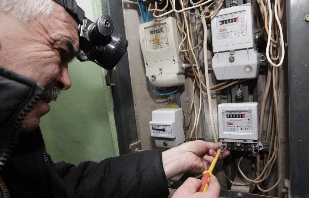 Как и в каких случаях производится замена счетчика электроэнергии?