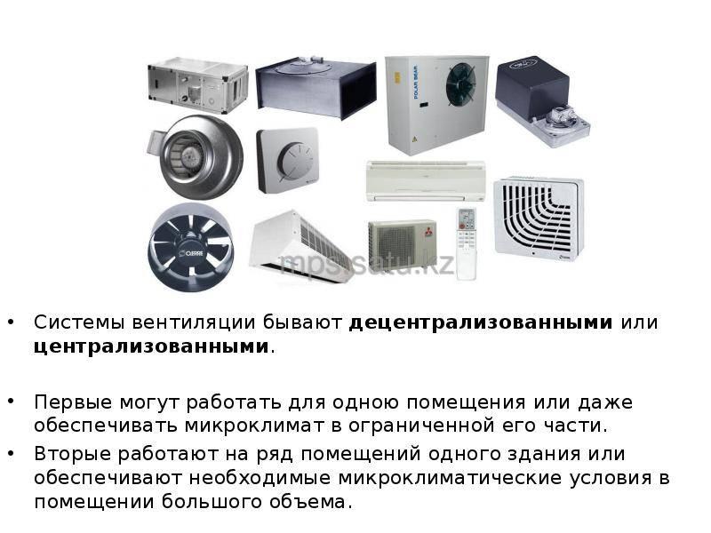 Вытяжная вентиляция и ее особенности