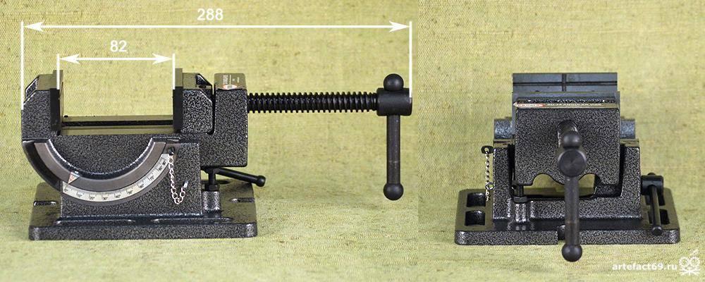 Какие тиски лучше: чугунные или стальные — ТОП-11 лучших моделей
