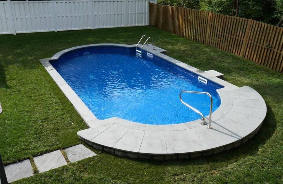 Как сделать бассейн во дворе своими руками: пошаговая инструкция по строительству бассейна из готовой чаши