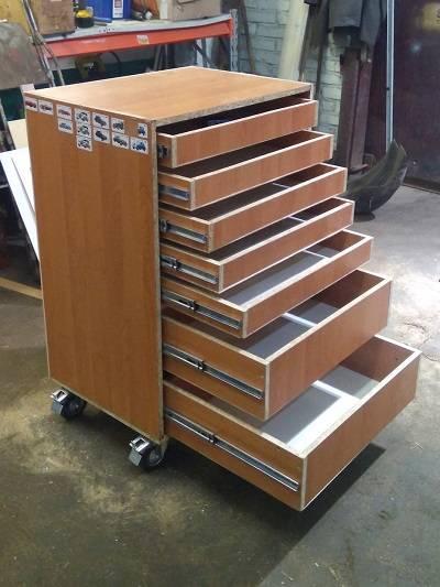 Ящик для инструментов: 95 фото самодельных и фабричных изделий