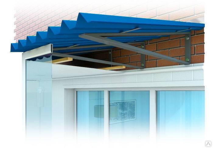 Виды и особенности остекления балконов с крышей на последнем этаже