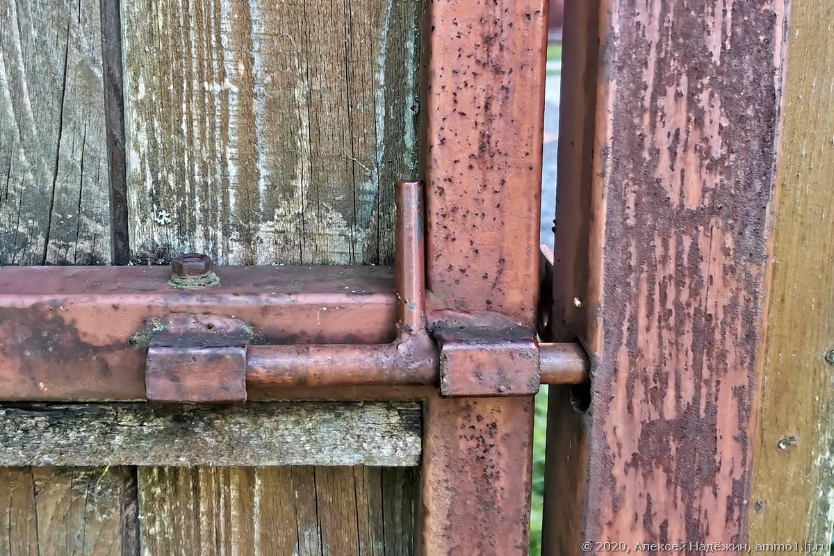 Самостоятельная врезка замка на калитку: способы установки своими руками