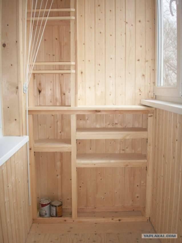Шкаф на балкон своими руками: дешево и красиво, дизайн угловых шкафов, пластиковые, купе, чертежи и схемы