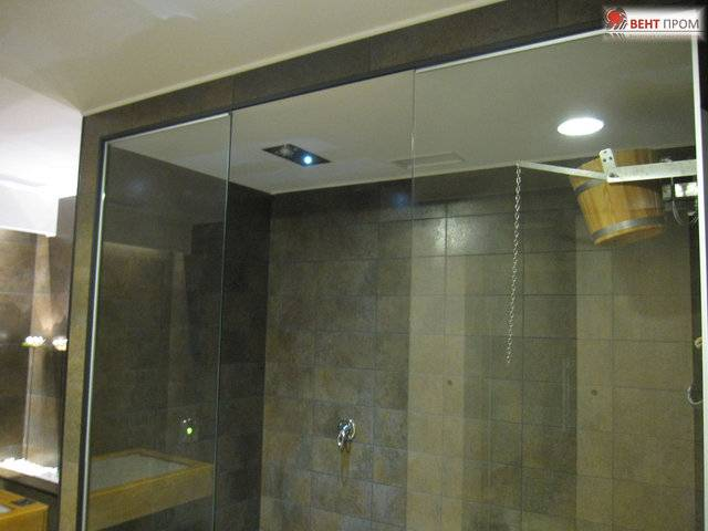 Вентиляция в ванной комнате: как сделать, принудительная или естественная