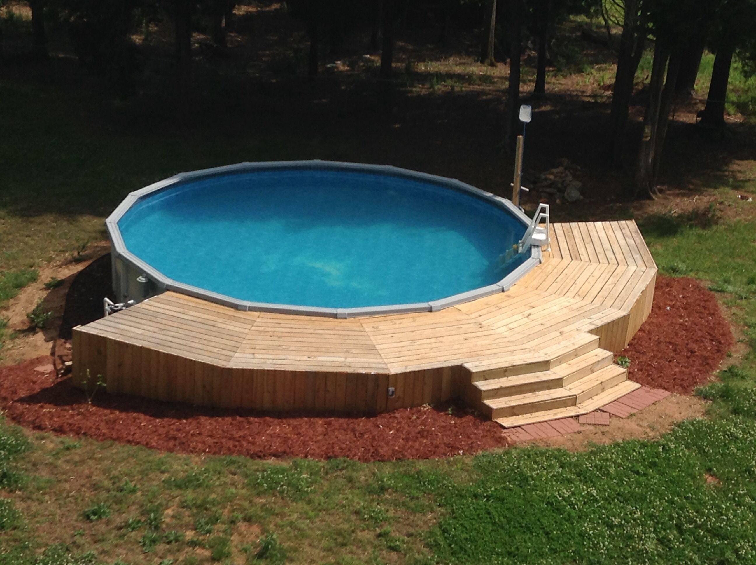 Самодельный бассейн из полипропилена: пошаговое создание с фото