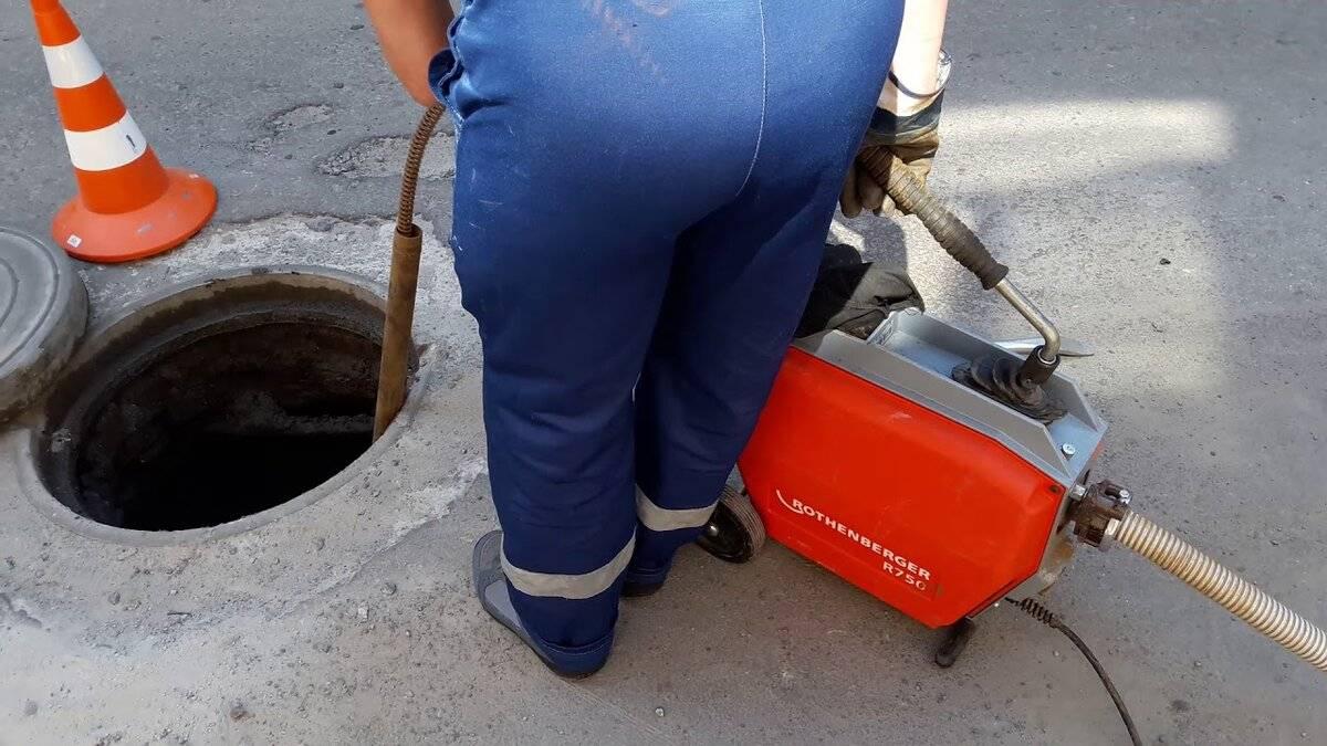 Чем прочистить канализационные трубы от засора в домашних условиях   инженер подскажет как сделать