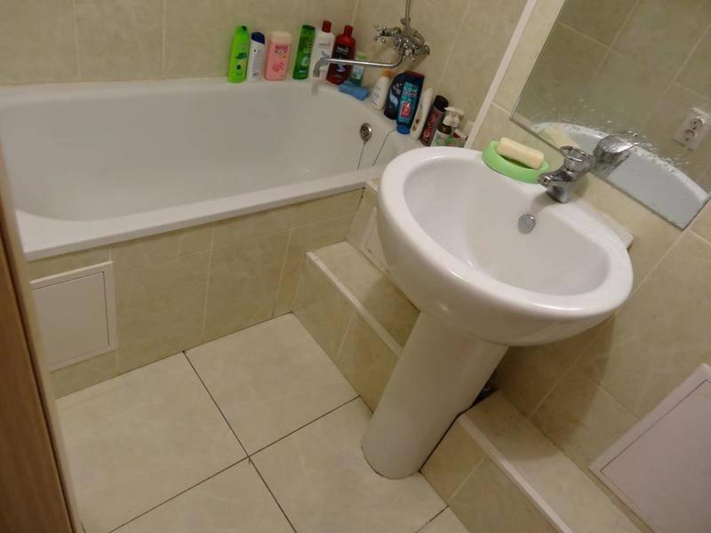Ремонт в ванной комнате своими руками: последовательность выполнения работ