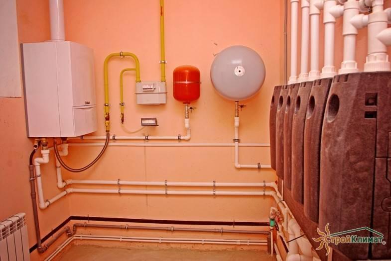 Индивидуальное отопление в квартире: как и можно ли получить разрешение на установку