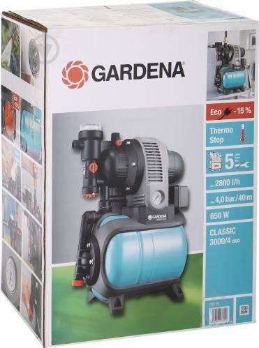 Насосная станция гардена (gardena): обзор, отзывы, ремонт