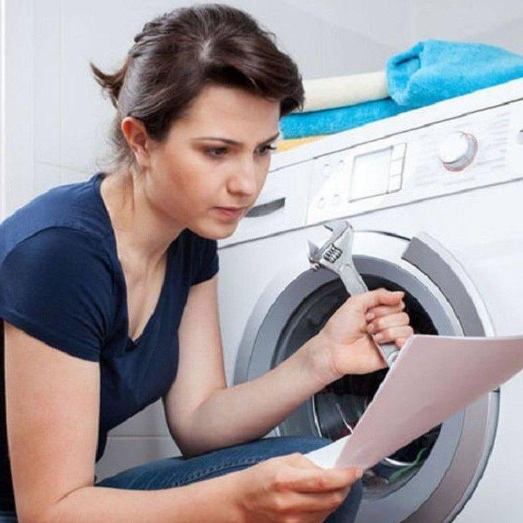 Запах в стиральной машинке: 5 эффективных способов борьбы