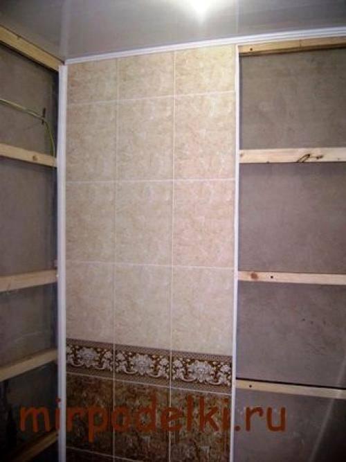 Отделка стен пластиковыми панелями: инструкция