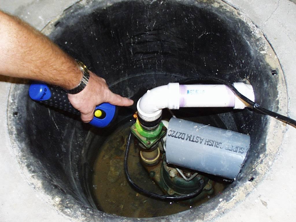 Насос для чистки колодца - типы, выбор насоса и правильная эксплуатация
