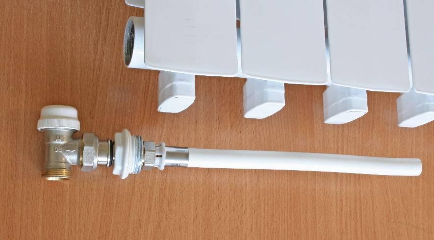 Удлинитель протока для радиатора: применение и независимое
