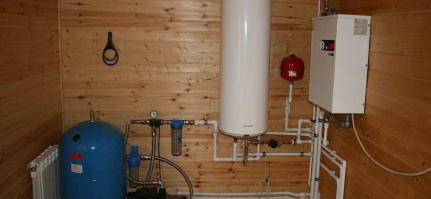 Разводка водопровода в квартире и доме