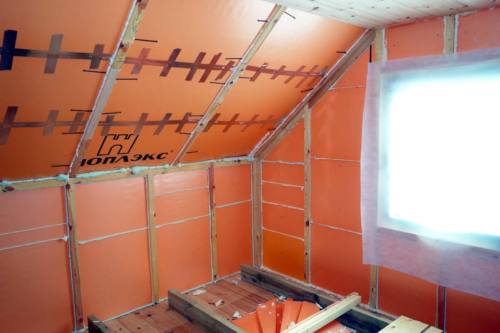 Утепление стен пеноплексом: как утеплить дом снаружи и изнутри своими руками, как крепить материал