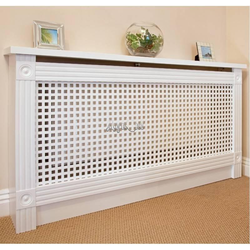 Решетки для радиаторов: разновидности материалов и конструкций, преимущества решеток для радиаторов, способы уменьшения теплопотерь