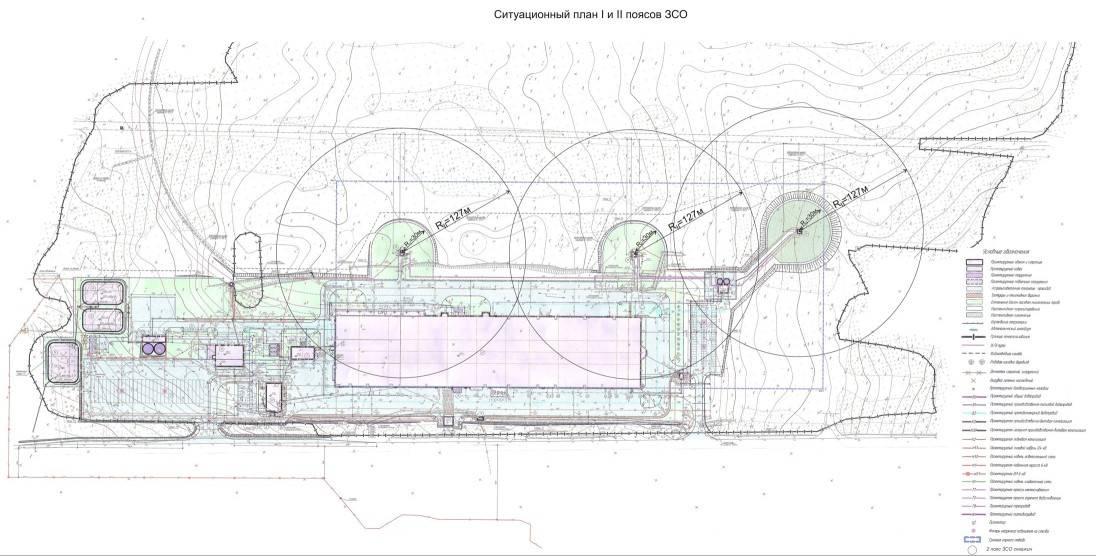 Зоны санитарной охраны источников водоснабжения – требования к ним, границы, правила эксплуатации