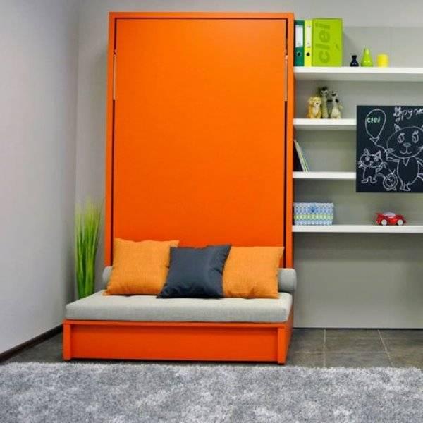 Кровати-трансформеры для малогабаритной квартиры. трансформируемая мебель (35 фото) встраиваемая мебель для малогабаритных квартир