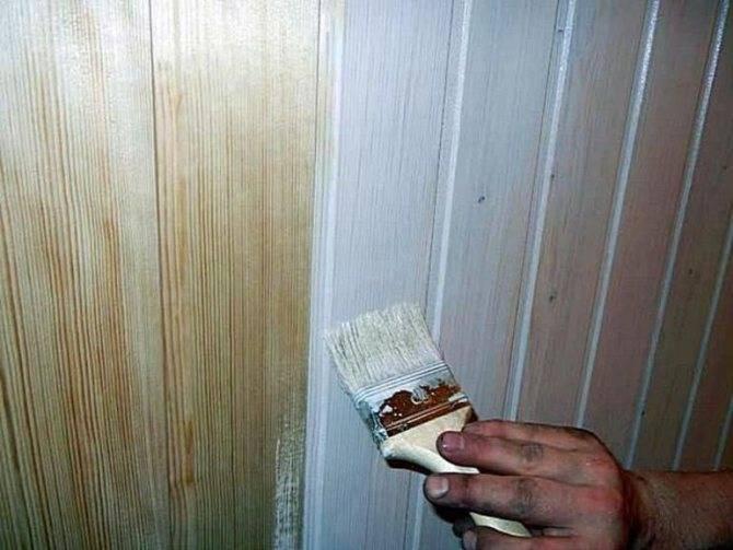Покраска вагонки своими руками: пошаговая инструкция по нанесению краски