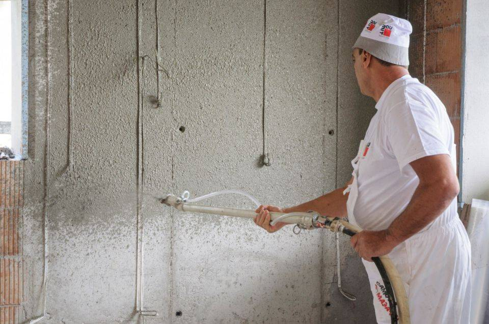 Штукатурка для наружных работ фасадная: какая лучше, рейтинг