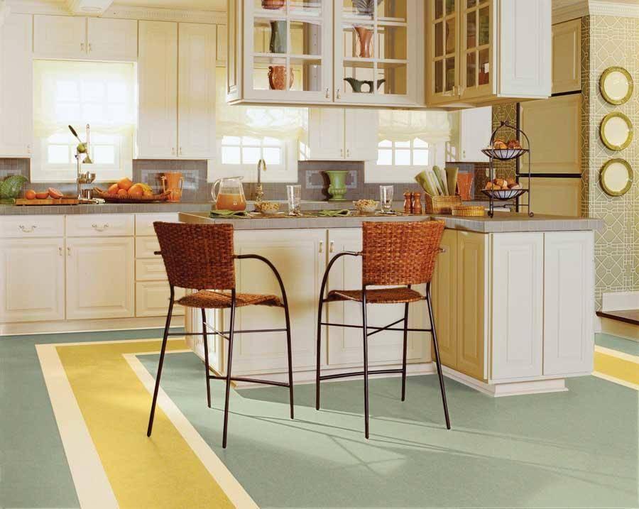 Выбор покрытия для пола в кухне: рейтинг отделочных материалов