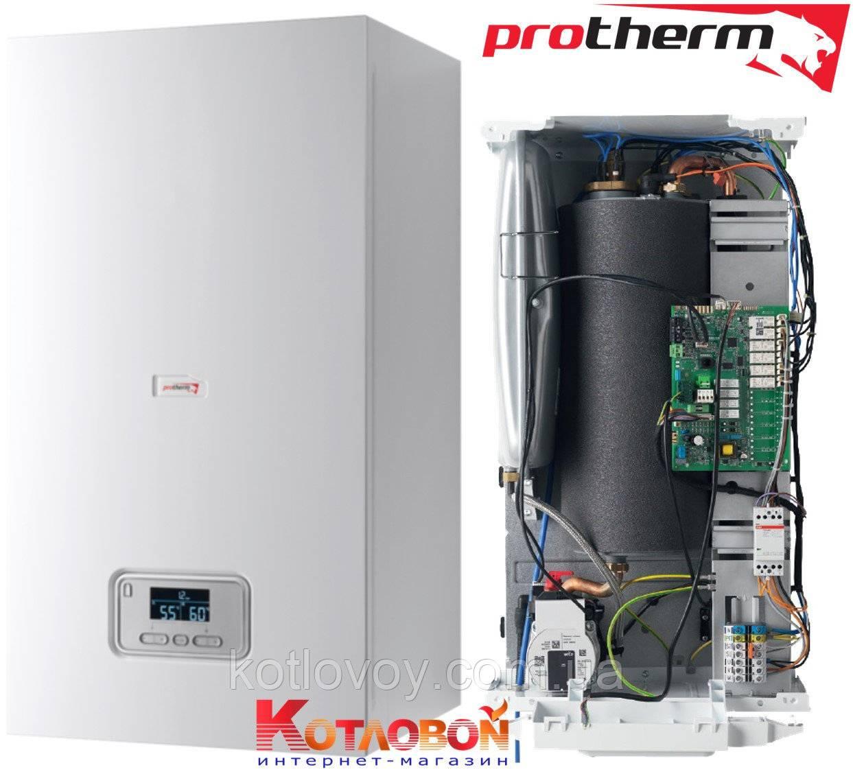 Газовые котлы протерм — надёжное отопительное оборудование