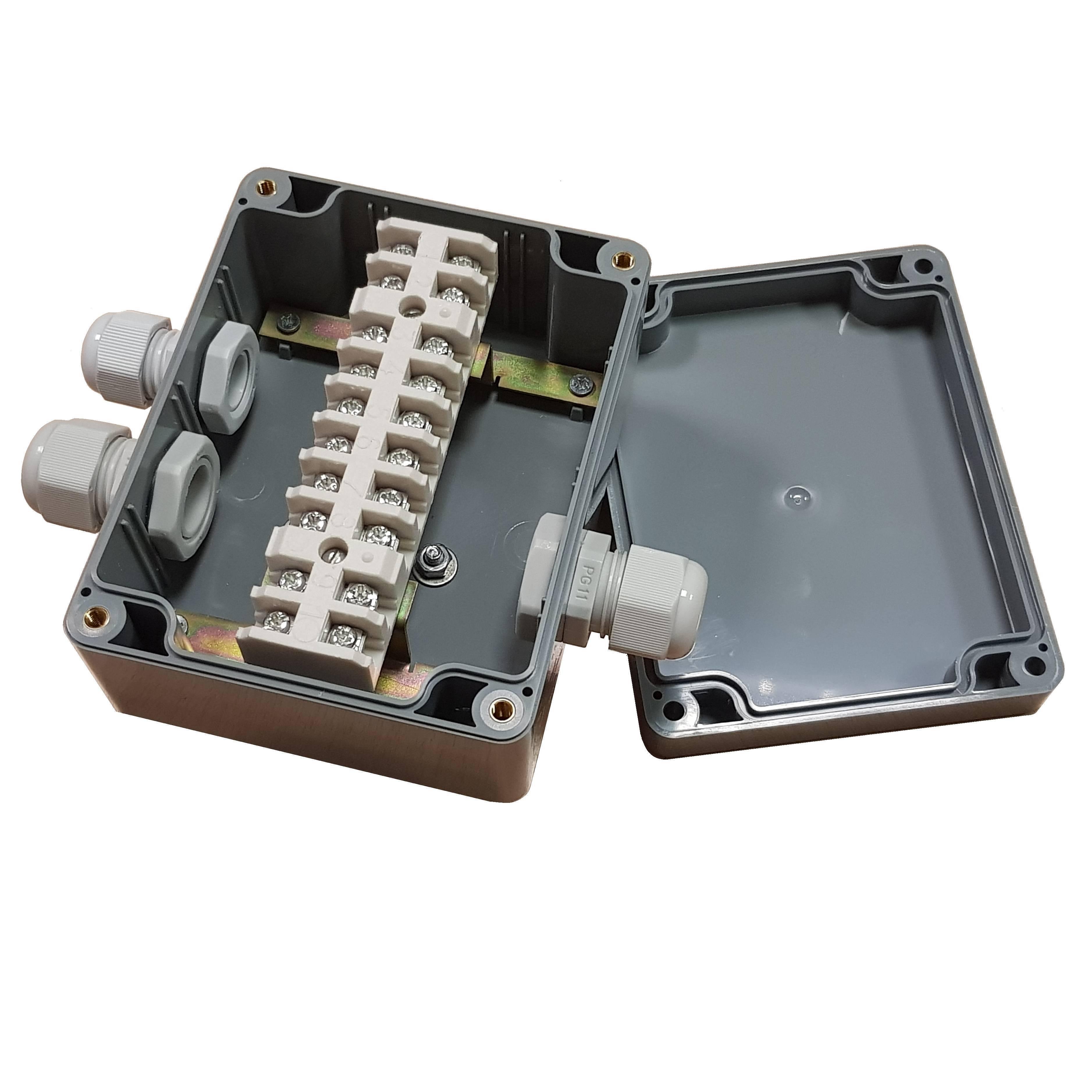 Виды распределительных коробок для электропроводки, соединение проводов правила монтажа