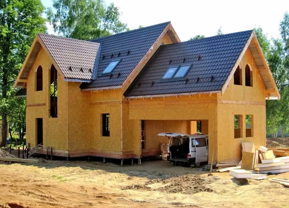 Из чего лучше строить дом? обзор и сравнение материалов