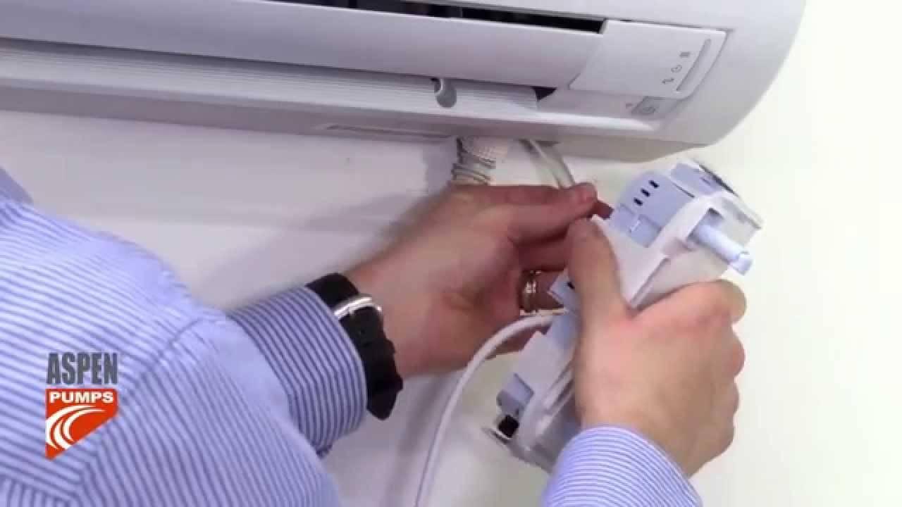 Как выбрать иустановить дренажную помпу для кондиционера
