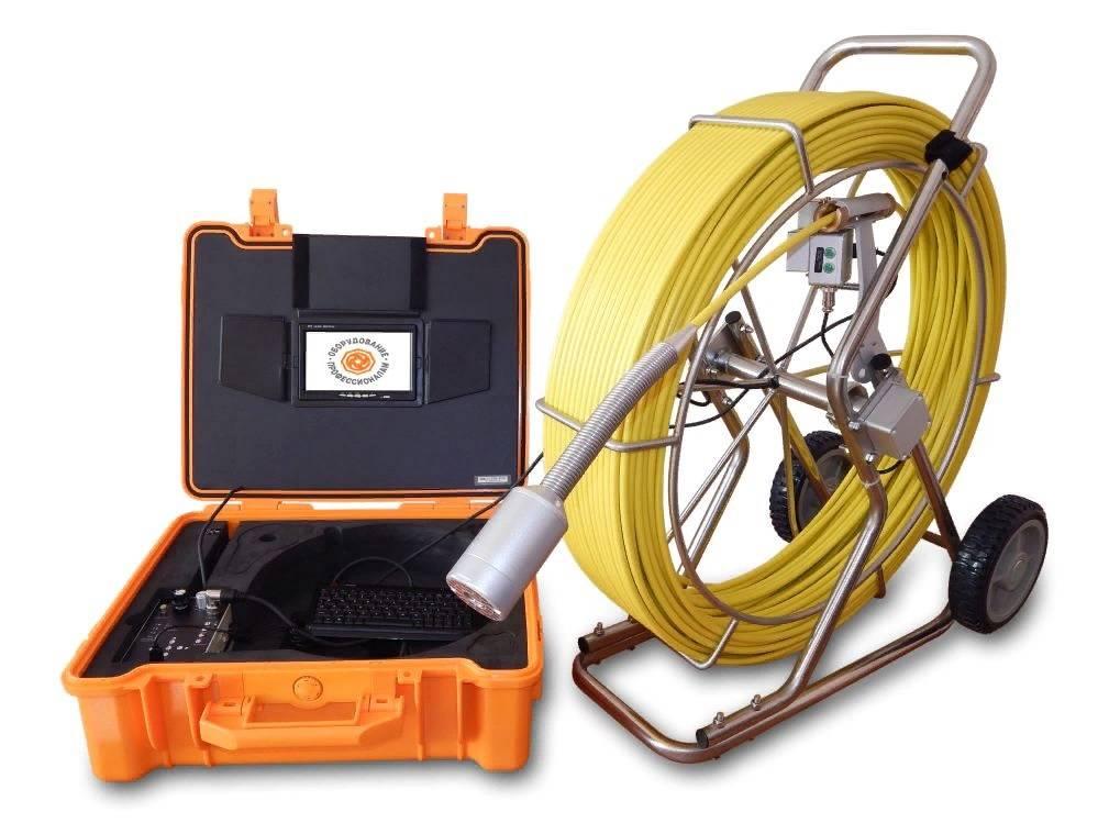 С какой целью и как проводится видеодиагностика труб канализации