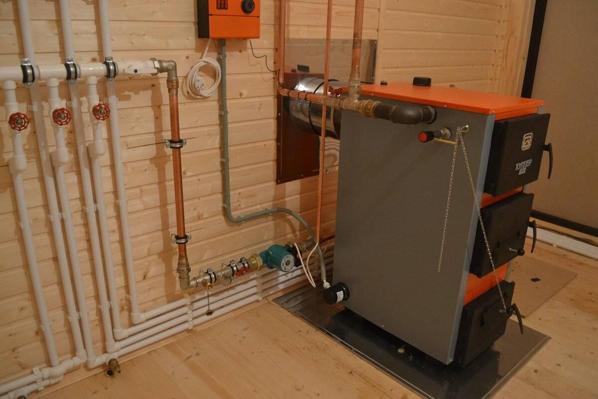 Автономное отопление: системы, монтаж своими руками и схема