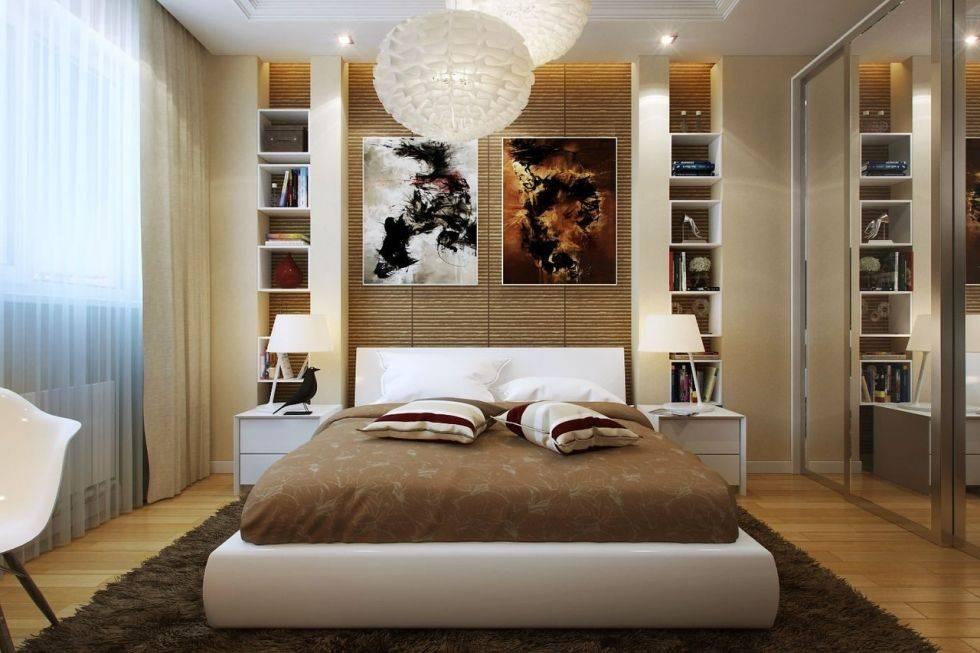 Обустраиваем интерьер спальни: варианты дизайна и планировки
