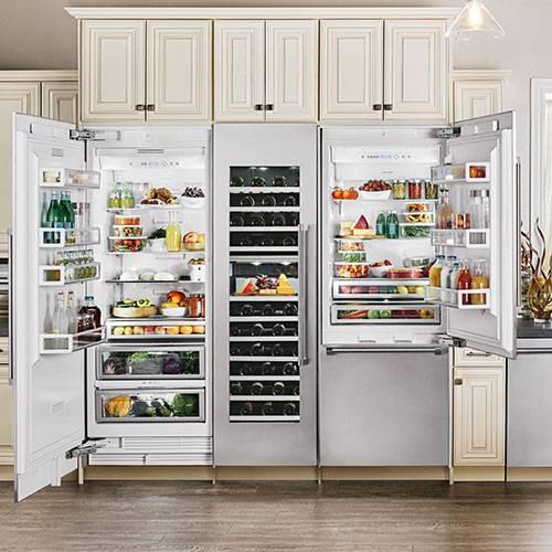 Двухдверный холодильник: обзор, разновидности и рекомендации по выбору