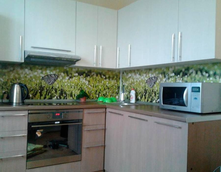 Скинали для кухни: 40 фото идей оформления кухонных фартуков из различных материалов